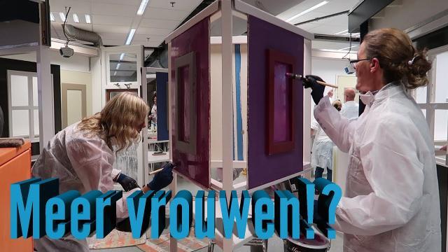 Informatieavond vrouwelijke vakschilders