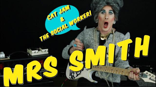 Episode 3 - Cat Jam and the social worker