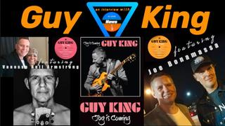 "Guy King Exclusive Interview About The New Album ""JOY IS COMING"""