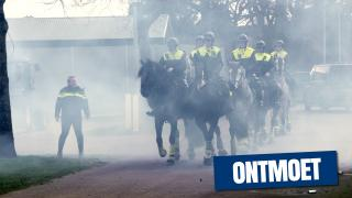 KWPN Ontmoet - Bereden politie