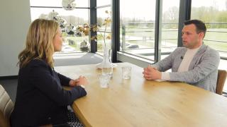 Ondernemerslounge (RTL7) | 3.10.06 | Laurien bij JARO Group