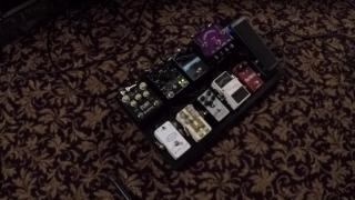 Griff Hamlin Live Stream | Pedalboard Rundown