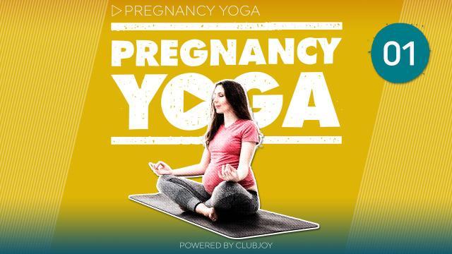 Pregnancy Yoga 1