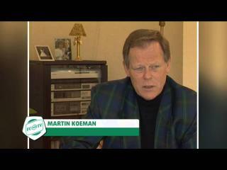 Martin Koeman (1938-2013), 50 jaar icoon van GVAV/FC Groningen