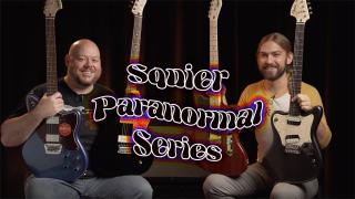 The Squier Paranormal Series   Wild Guitars for a Great Price