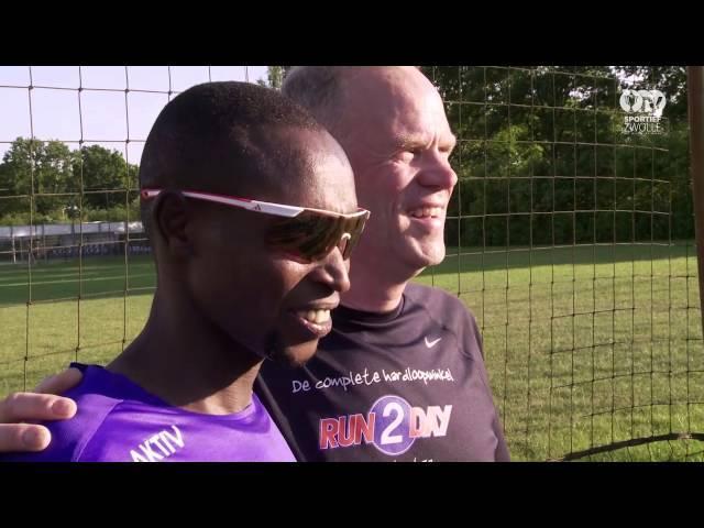Sportief Zwolle: Hardloopclinic met wereldtoppers