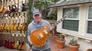Joe Bonamassa signed Gibson Custom Shop Les Paul Classic Burl Top Auction for The Midnight Mission.