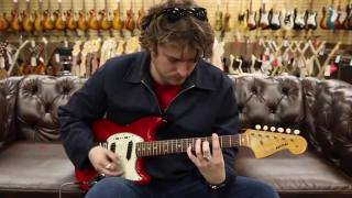 Guitar of the Day 1965 Fender Mustang Dakota Red
