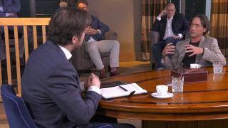 Ondernemerslounge (RTL7) | 2.3.05 | Jeroen van den Heuvel van Alumexx
