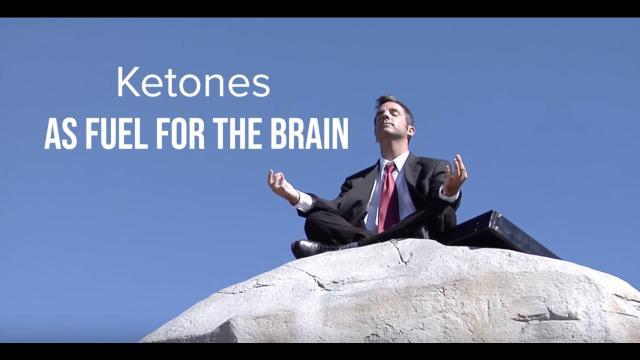 Keto 101 - Ketones as Fuel for the Brain