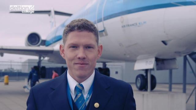 Luchtvaartdienstverlener: de stage