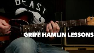 Griff Hamlin Lessons The Weight Intro And C Chord Variations And Fills