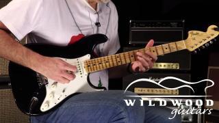 Wildwood Guitars • Fender Custom Shop Jimi Hendrix Voodoo Child Signature Stratocaster • SN: VC0566