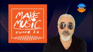 "AGN News: June 21st is ""Make Music Day"""