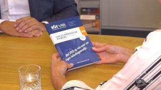 Ondernemerslounge (RTL7) | 1.5.14 | Laurien bij VRB Adviesgroep