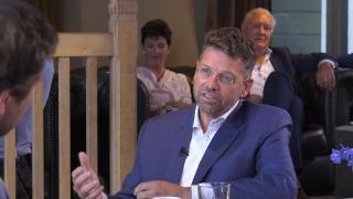 Ondernemerslounge (RTL7) | 1.5.08 | Makelaar Hendrik-Jan Rinkel (FFP)