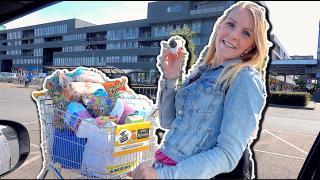 ONEE! MAMA DOET WEER EENS BOODSCHAPPEN!  | Bellinga Vlog #1719