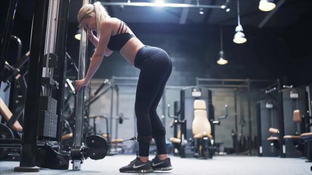 XXL basic workout voor vrouwen | Train je billen als een wedstrijdatleet!