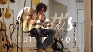 Matt's Guitar Shop_Paris