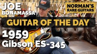 1959 Gibson ES-345 | Guest Host: Joe Bonamassa