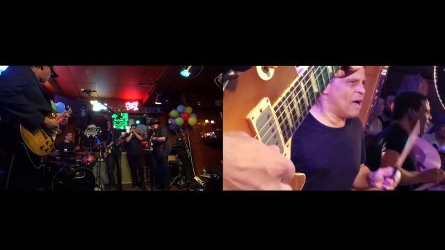 Two Trains Running - Joe Bonamassa & Jimmy Vivino LIVE in Tarzana - musicUcansee.com