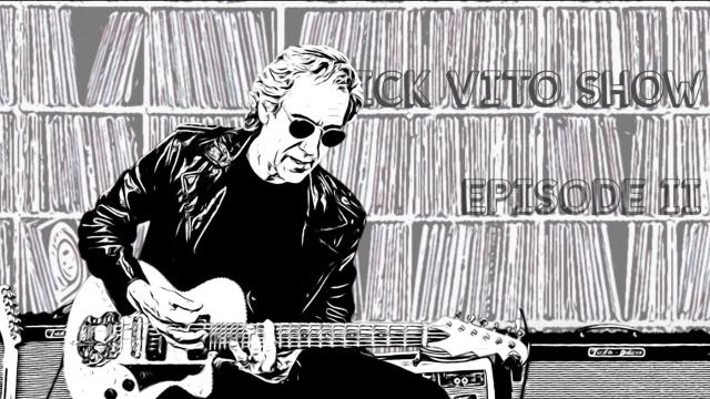 Rick Vito Show: Episode II: Air Guitar To Blues Guitar: Pt. II
