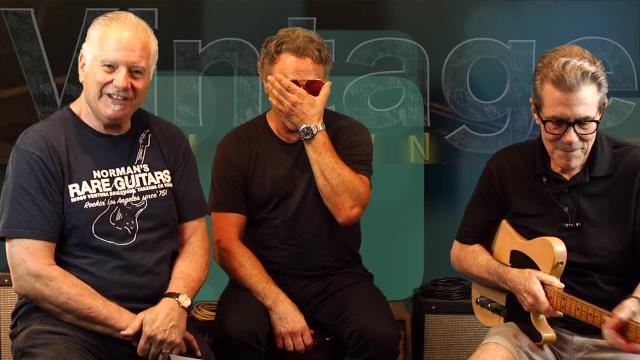 Norm & Frank again...speak no evil, see no evil, hear no evil....!