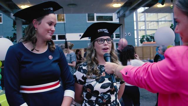 Diploma-uitreikingen 2019