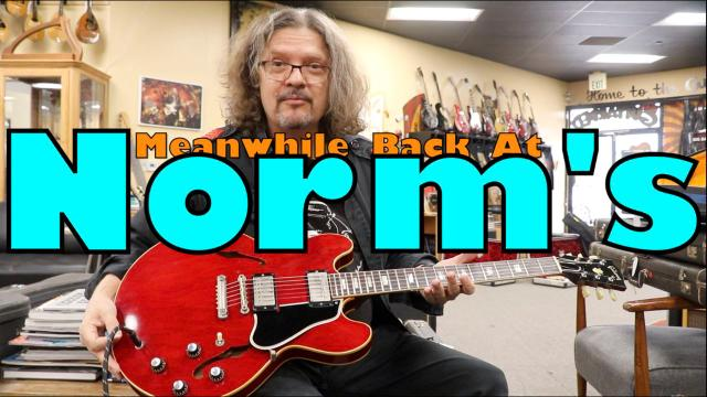 Meanwhile Back At Norm's: An Aussie test drives a few vintage gems from the Dallas Guitar Show