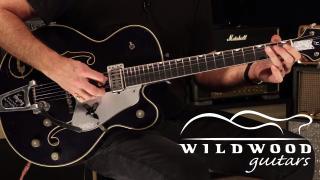 Wildwood Guitars • Gretsch G6136T-CSTRR Rich Robinson Magpie • SN: UC19101873