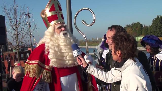 De Sinterklaasintocht Harderwijk