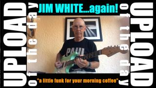 Jim White, again...! :  A little funk for your morning coffee