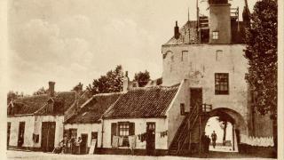 Renovatie Vischpoort Harderwijk