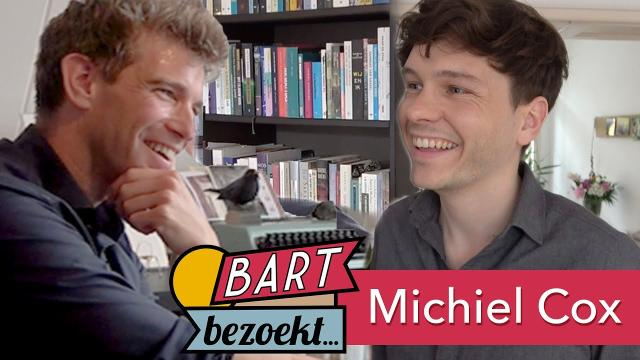 Bart Bezoekt - Michiel Cox, over zijn debuutroman 'Messias van niks