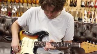 1966 Fender Stratocaster Sunburst